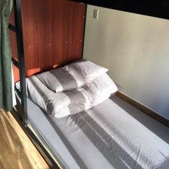 Отель Backpacker Paradise Кровать в общем номере фото 3
