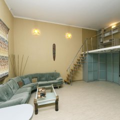 Апартаменты Luxrent apartments на Льва Толстого комната для гостей фото 3