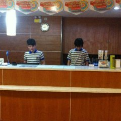 Отель 7 Days Inn Guangzhou Huangsha Metro Branch Китай, Гуанчжоу - отзывы, цены и фото номеров - забронировать отель 7 Days Inn Guangzhou Huangsha Metro Branch онлайн интерьер отеля фото 2
