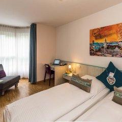 Отель Amenity Германия, Мюнхен - отзывы, цены и фото номеров - забронировать отель Amenity онлайн комната для гостей фото 3