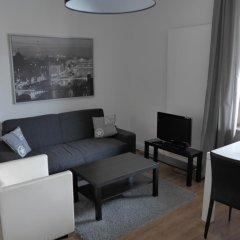 Отель Appartement Pempelfort Германия, Дюссельдорф - отзывы, цены и фото номеров - забронировать отель Appartement Pempelfort онлайн комната для гостей фото 5