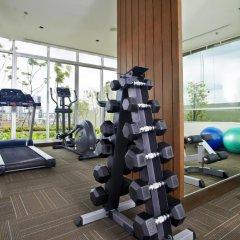 Отель Jasmine Resort Бангкок фитнесс-зал фото 2
