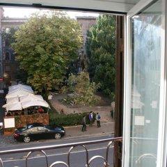 Отель Inn Rome Rooms & Suites балкон