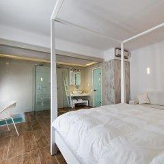 Отель Cavo Bianco 5* Люкс с различными типами кроватей фото 6