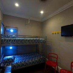 Отель USA Hostels San Francisco Номер с общей ванной комнатой с различными типами кроватей (общая ванная комната) фото 6