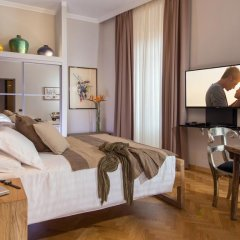 Апартаменты QT Suites & Apartments - Sistina Люкс с различными типами кроватей