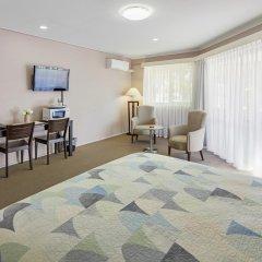 Отель Bendigo Central Deborah 3* Люкс с различными типами кроватей фото 4