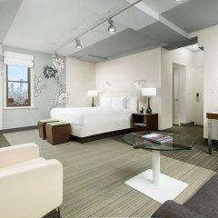 Отель Affinia Manhattan 4* Представительский номер с различными типами кроватей