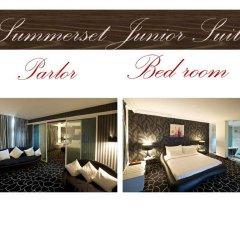 Summerset Continental Hotel Asokoro интерьер отеля