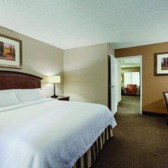Embassy Suites Hotel Milpitas-Silicon Valley 3* Стандартный номер с различными типами кроватей фото 3