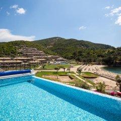 Отель Thassos Grand Resort бассейн фото 2