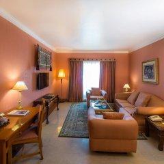 Отель Holiday International Sharjah Представительский люкс с различными типами кроватей фото 3