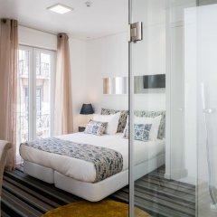 Marino Lisboa Boutique Hotel Номер Делюкс с различными типами кроватей фото 8