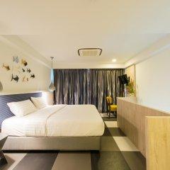Krabi SeaBass Hotel 3* Стандартный номер с различными типами кроватей