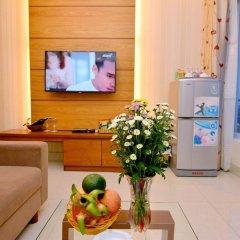 Отель Green Hotel Вьетнам, Вунгтау - отзывы, цены и фото номеров - забронировать отель Green Hotel онлайн удобства в номере фото 2