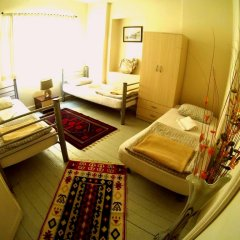 Levanten Hostel Стандартный номер разные типы кроватей