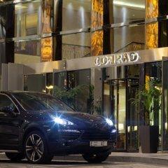 Отель Conrad Dubai ОАЭ, Дубай - 2 отзыва об отеле, цены и фото номеров - забронировать отель Conrad Dubai онлайн парковка