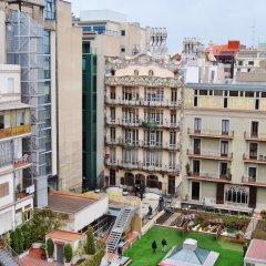 Отель Rambla-Batlló Испания, Барселона - отзывы, цены и фото номеров - забронировать отель Rambla-Batlló онлайн балкон
