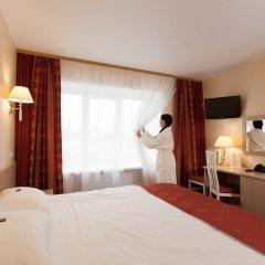 Амакс Премьер Отель Стандартный номер разные типы кроватей фото 34