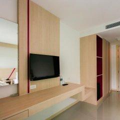 SunSeaSand Hotel 3* Стандартный номер с 2 отдельными кроватями фото 3