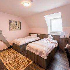 Отель Bürgerhofhotel 3* Стандартный номер с различными типами кроватей фото 11