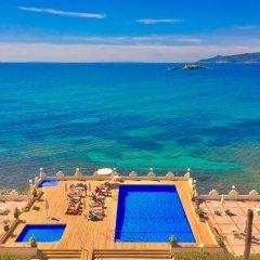 Hotel Nautico Ebeso пляж фото 2