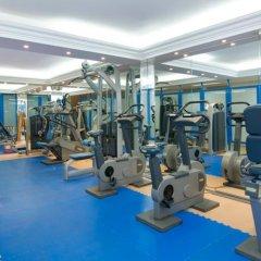 Отель Occidental Fuengirola фитнесс-зал