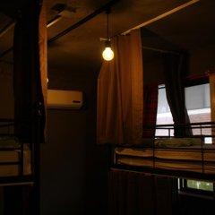 Mr.Comma Guesthouse - Hostel Кровать в общем номере с двухъярусной кроватью фото 6