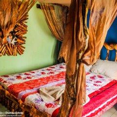 Hotel Cuna Maya Копан-Руинас комната для гостей фото 2