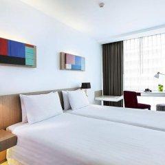Отель Vic3 Bangkok 4* Студия Делюкс с различными типами кроватей
