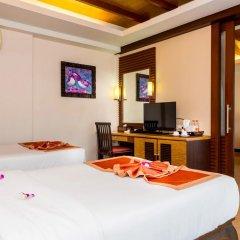 Отель Nipa Resort 4* Номер Делюкс с двуспальной кроватью фото 3