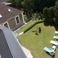 Отель Park Hotel Hévíz Венгрия, Хевиз - отзывы, цены и фото номеров - забронировать отель Park Hotel Hévíz онлайн балкон