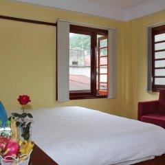 Fansipan View Hotel 3* Номер Делюкс с двуспальной кроватью фото 4