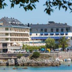 Отель Apartamentos Astuy пляж фото 2