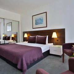 Adina Apartment Hotel Budapest 4* Студия с различными типами кроватей