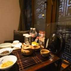 Отель Shichahai Shadow Art Performance Пекин питание фото 2