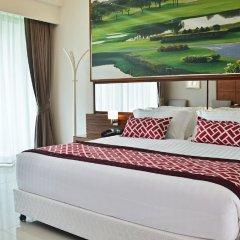 Отель The Par Phuket 3* Номер Делюкс с различными типами кроватей фото 7