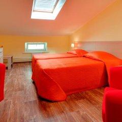 Гостиница Вояж Парк (гостиница Велотрек) 2* Номер категории Эконом с 2 отдельными кроватями фото 5