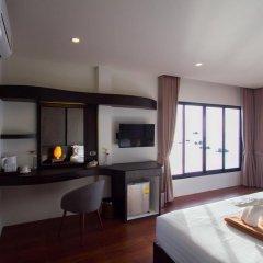 Отель Simple Life Cliff View Resort 3* Номер Делюкс с различными типами кроватей фото 9