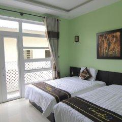Отель Chau Plus Homestay 3* Стандартный номер с 2 отдельными кроватями фото 3