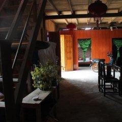 Отель Tavan Dzay Homestay гостиничный бар