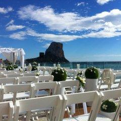 Gran Hotel Sol y Mar (только для взрослых 16+) Кальпе помещение для мероприятий
