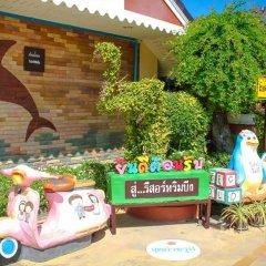 Отель Rimbueng Resort Pranburi 3* Стандартный номер с различными типами кроватей фото 18