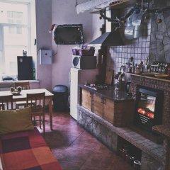 Borscht Hostel Kiev гостиничный бар