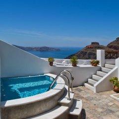 Отель Smaro Studios Греция, Остров Санторини - отзывы, цены и фото номеров - забронировать отель Smaro Studios онлайн бассейн