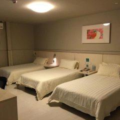 Отель Jinjiang Inn Qingyuan Shifu 2* Стандартный номер с различными типами кроватей