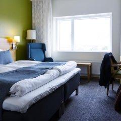 Отель Scandic Aalborg City 4* Стандартный номер с различными типами кроватей фото 5