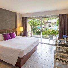 Отель Phuket Orchid Resort and Spa 4* Стандартный номер с двуспальной кроватью фото 19
