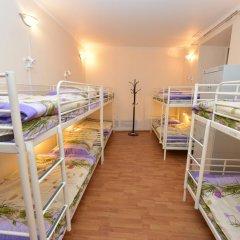 Хостел Абрикос Кровать в женском общем номере с двухъярусными кроватями фото 14