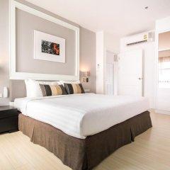 Отель Somerset Park Suanplu Улучшенные апартаменты фото 16